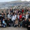Kanser farkındalığı için 'Pembe Rota'dan Mardin çıkarması