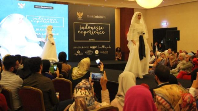 Tarihin Kapısı Aralandı: 2 Büyülü Şehir Jakarta ve İstanbul Moda Rüzgarında  Buluştu
