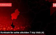 Son dakika haberleri | Kırıkkale'de sahte alkolden 7 kişi öldü (4)