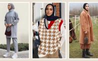 Instagrammer Sena Sever'in tarzı ve tesettür kombin önerileri
