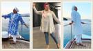 Girişimci kadın Zeruj'un tarzı ve tesettür kombin önerileri: Zeruj Instagram paylaşımları